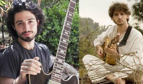 Dima Gorelik & Shachar Elnatan // koncert
