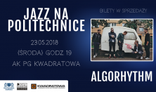 Jazz na Politechnice - Koncert Algorhythm