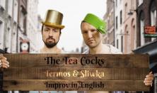 The Tea Cocks / Improv in English / 10 czerwca