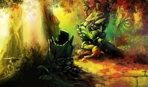 Kwaśny Las #2 - Psychodeliczny Plener