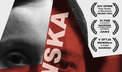 Wanda Wasilewska, reż. Aleksandra Skorupa / Średnia Konsekwencja Teatralna