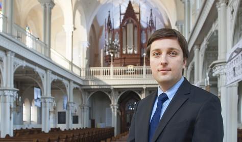Michał Markuszewski - organy /Warszawa/