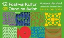 12. Festiwal Kultur - OKNO NA ŚWIAT - karnet