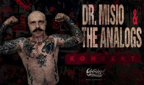 Koncert zespołów: Dr. Misio + The Analogs